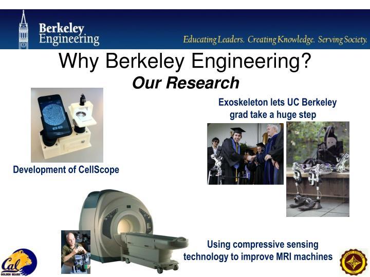 Why Berkeley Engineering?
