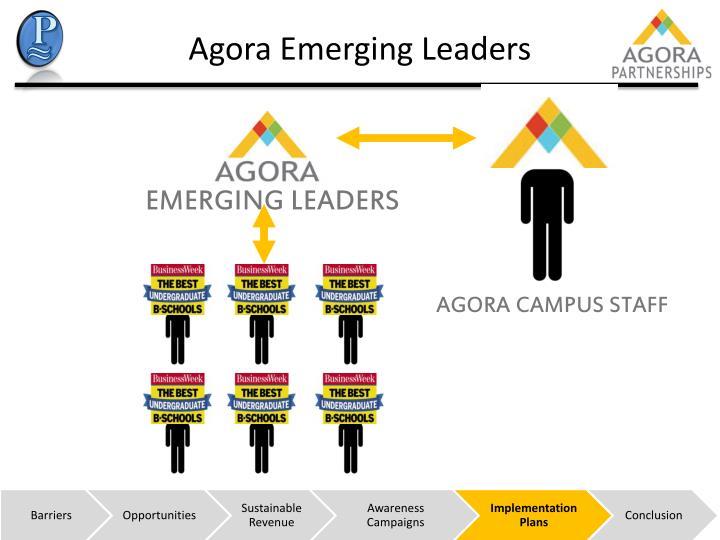 Agora Emerging Leaders