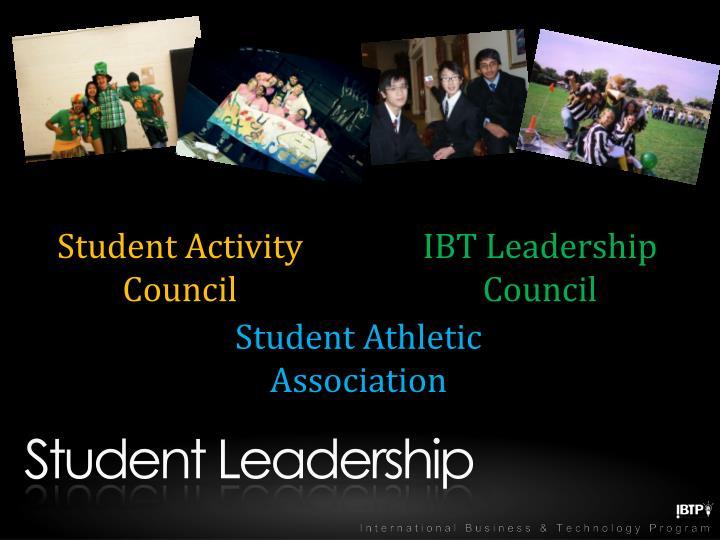 Student Activity Council