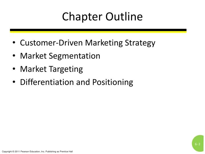 consumer driven marketing strategy Marketing chapter 6: segmenting consumer markets/business markets, market targeting strategy, the positioning customer-value driven marketing strategy a market-coverage strategy in which a firm decides to ignore market segment differences and go after the whole market with one offer.