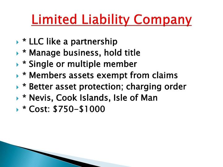 Isle Of Man Single Member Company
