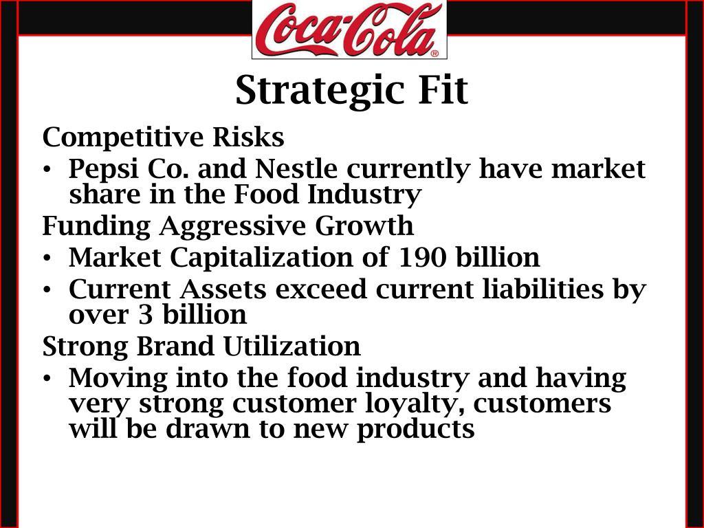 PPT - Strategic Management Case Study Coca-Cola Co