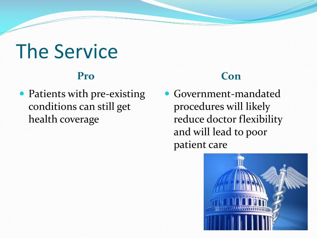 PPT - Health Care : Pros and Cons PowerPoint Presentation ...
