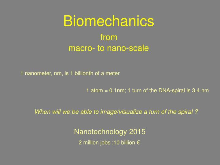 1 nanometer,