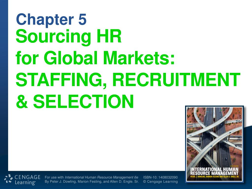 what is recruitment and selection in human resource management