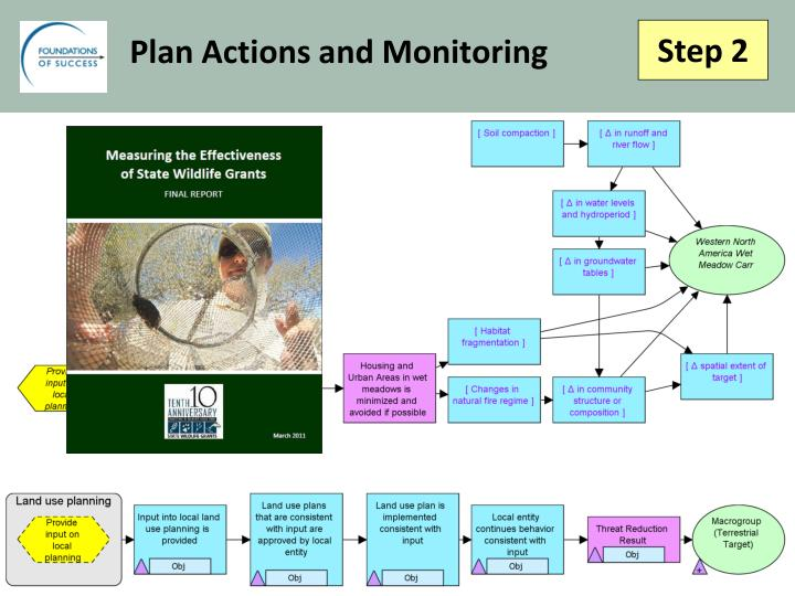 Plan Actions and Monitoring