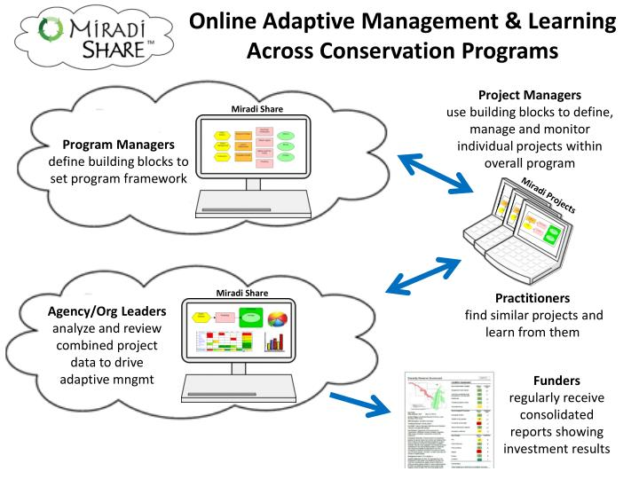 Online Adaptive Management & Learning