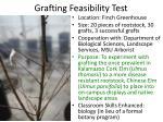 grafting feasibility test3