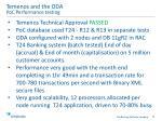 temenos and the oda poc performance testing