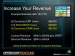 increase your revenue1
