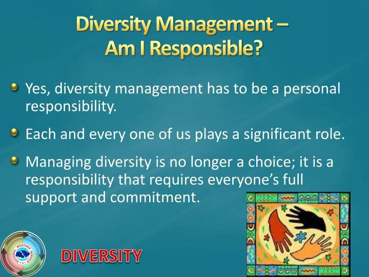 Diversity Management –