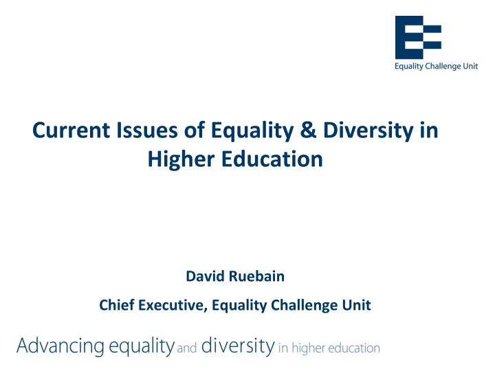 unit 306 promote equality diversity and Unit 306 promote equality, diversity and inclusion in work with children and young people unit aim this unit provides the knowledge, understanding and skills.