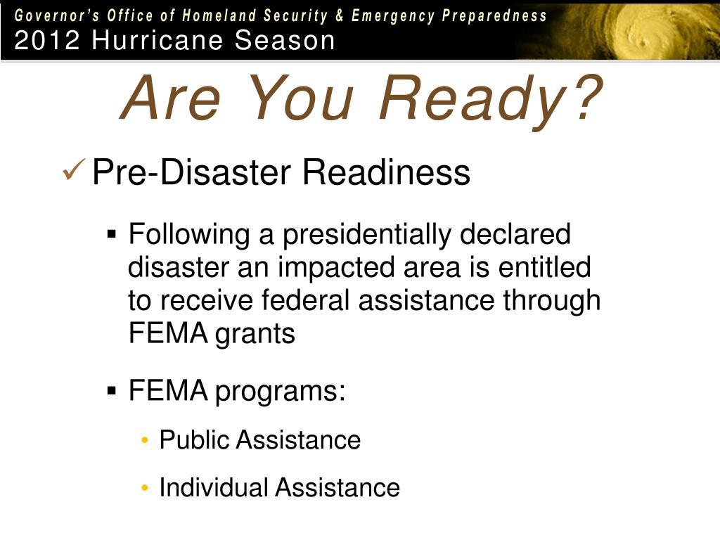 PPT - Homeland Security & Emergency Preparedness PowerPoint