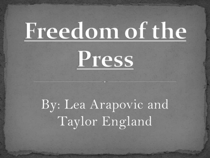 should the press be free Quick and easy press release writing tips to help you achieve greater visibility and response all free benefits press releases should be written in.