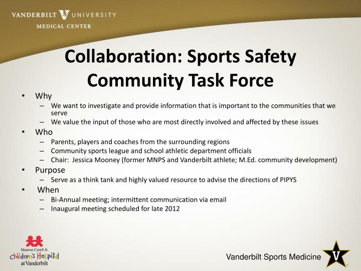 Collaboration: Sports