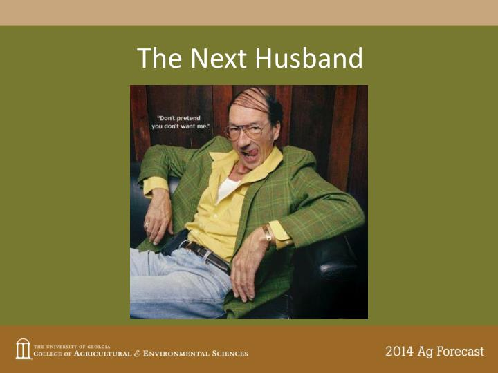 The Next Husband