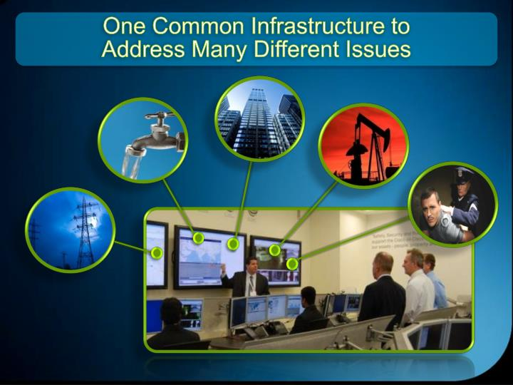 One Common Infrastructure to