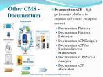 other cms documentum2