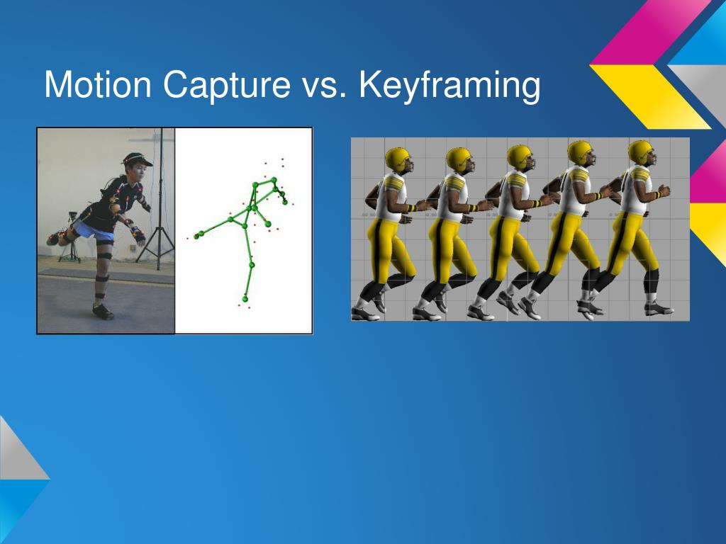 PPT - Motion Capture PowerPoint Presentation - ID:1688959