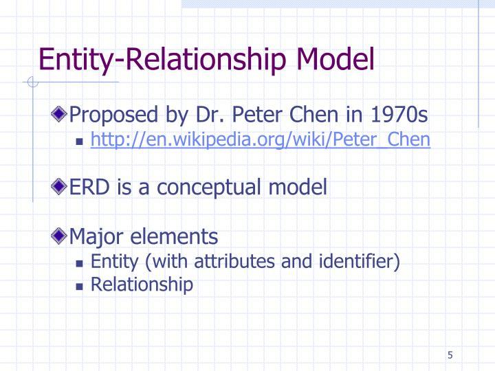 Ppt database conceptual design using entity relationship diagram entity relationship model ccuart Images