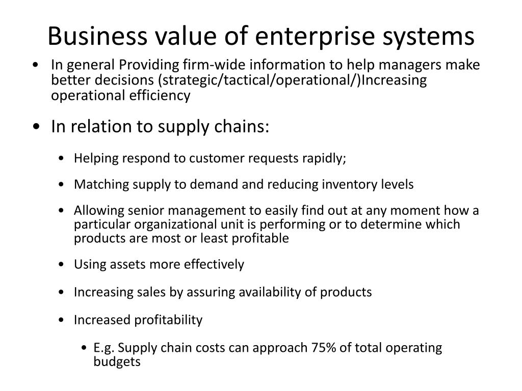 Ppt Supply Chain Management Systems Powerpoint Presentation Free Download Id 1689490