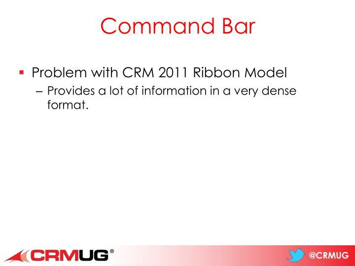 Command Bar