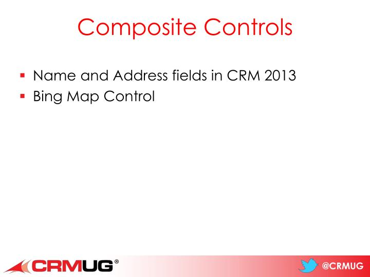 Composite Controls