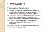 4 availability4
