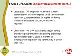 fy2014 upk grant eligibility requirements cont2