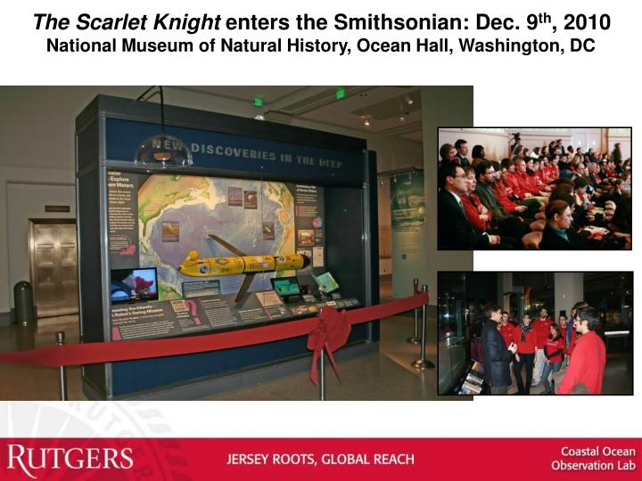 The Scarlet Knight