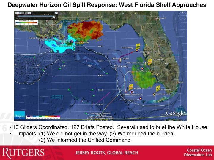 Deepwater Horizon Oil Spill Response