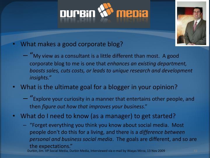 Durbin Media