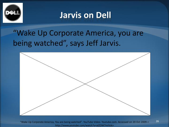 Jarvis on Dell