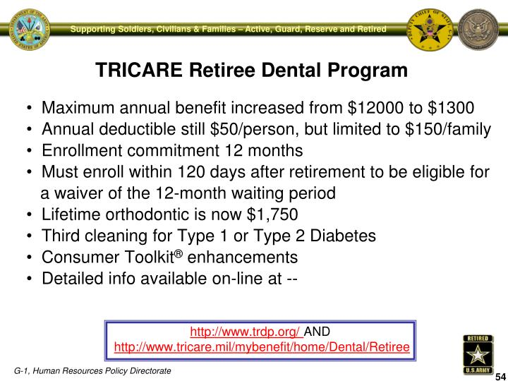 Maximum annual benefit increased from $12000 to $1300