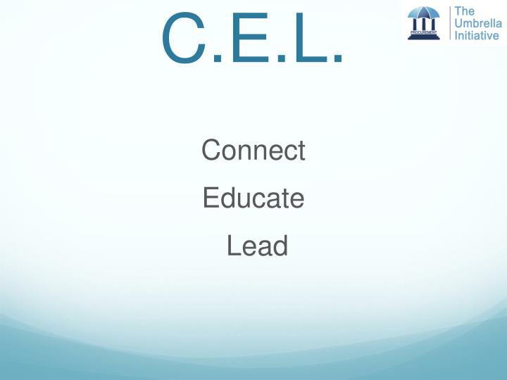 C.E.L.
