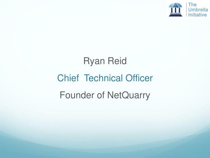 Ryan Reid