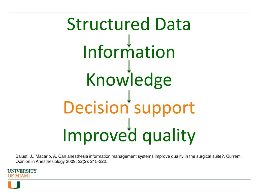 PPT - Creating Quality-Driven Operational Reports PowerPoint