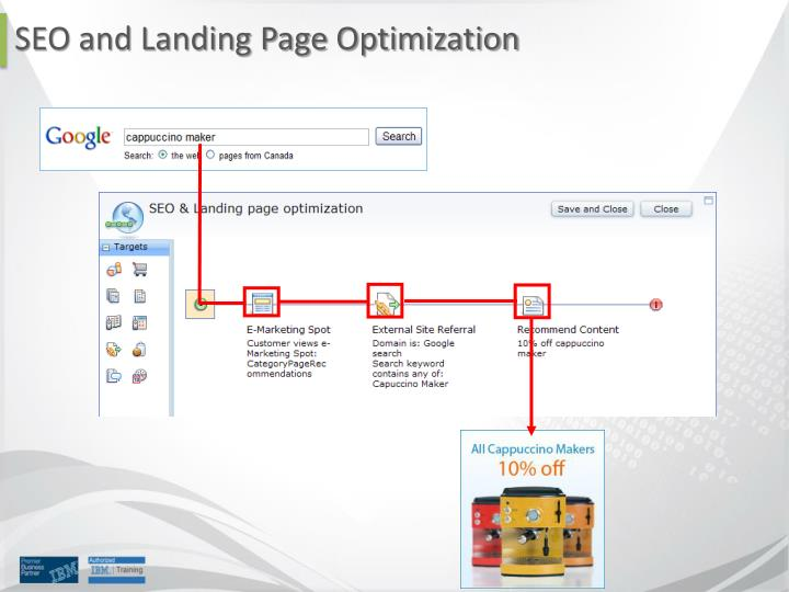 SEO and Landing Page Optimization