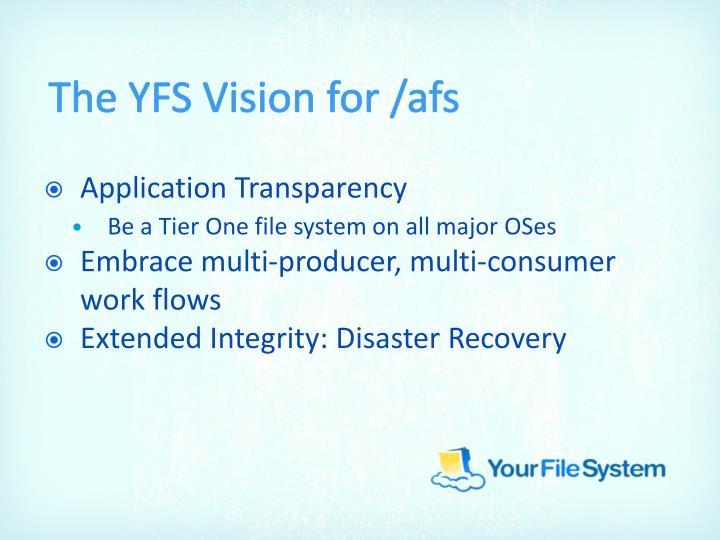 The YFS