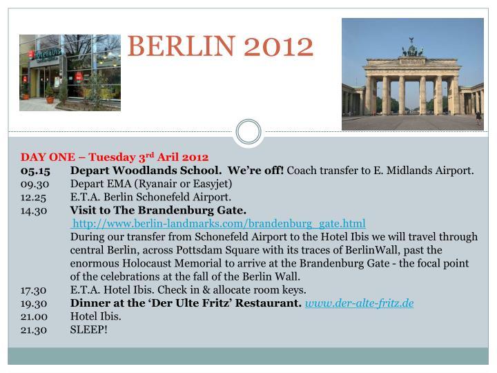 Berlin 20121
