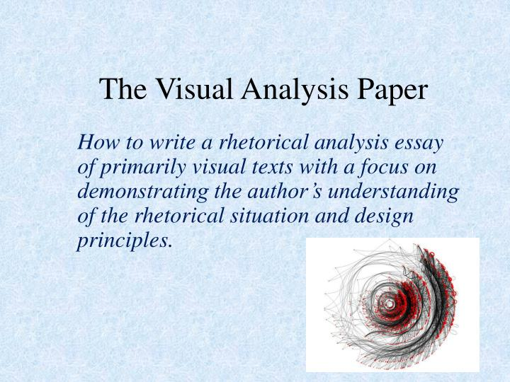 free will and the rhetorical situation essay In this section, you will know how to write a rhetorical analysis essay on a commercial you will also find a few samples of such essays you can refer to.