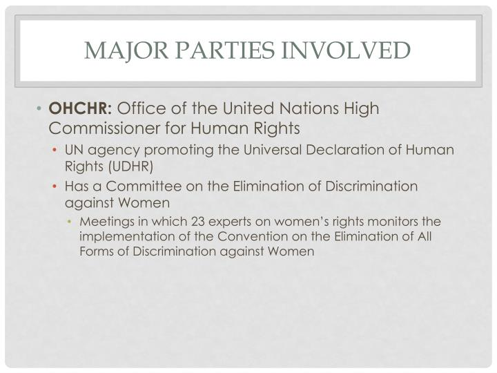 Ppt measures to increase women s representation at all - Office for the high commissioner for human rights ...