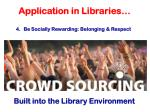 application in libraries2