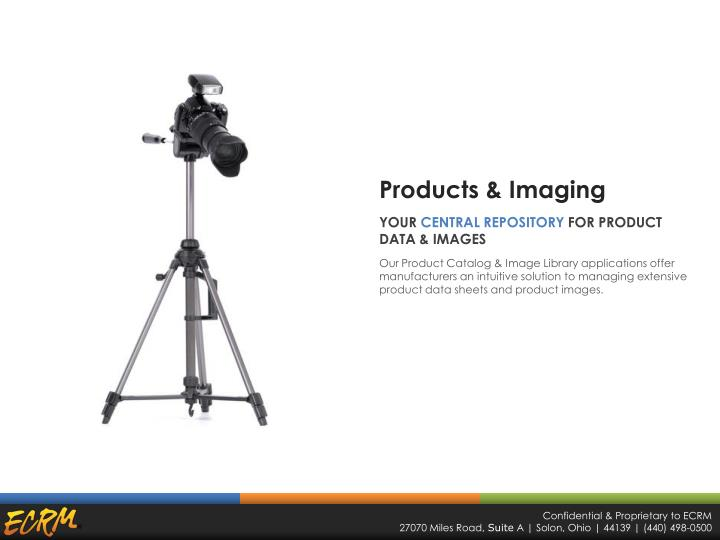 Products & Imaging