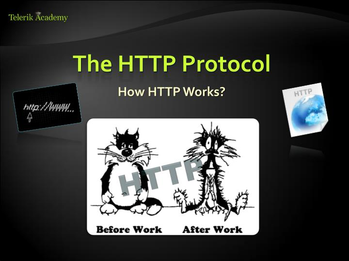 How HTTP Works?