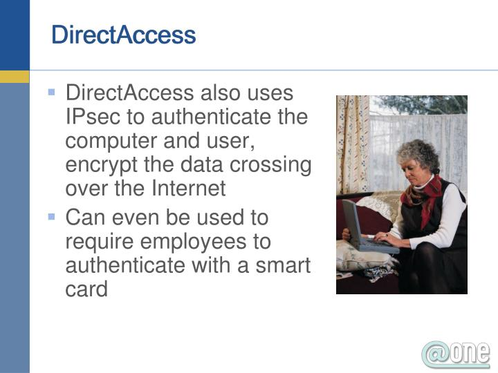 DirectAccess