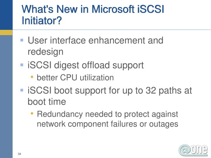 What's New in Microsoft