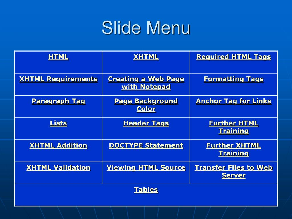 PPT - Creating A Web Page PowerPoint Presentation - ID:1692260