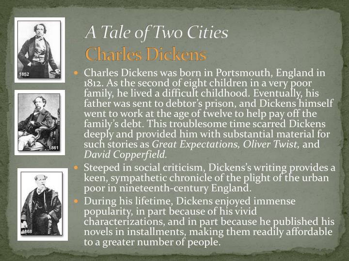 english literature charles dickens Charles dickens' literary style most of his works were published serially (published in sections in magazine) he loved a good satire he he created some great characters oliver twist is charles dickens' second novel, subtitled the parish boy's progress which published in english literature.
