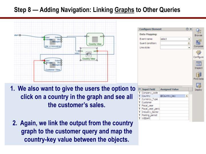 Step 8 — Adding Navigation: Linking